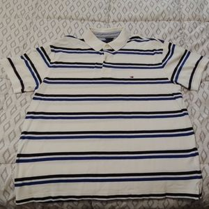Tommy Hilfiger Polo Shirt - L